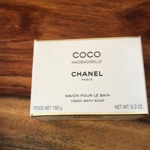 Coco Chanel Mademoiselle Soap